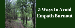Saying No to Empath Overwhelm